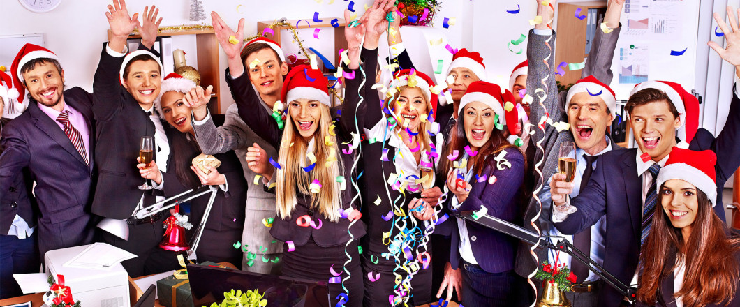 Holiday Season Is Here - Have You Scheduled Your Company Party?